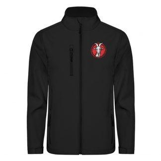 GEISSBLOG - SOFTSHELL JACKE MIT STICK - Unisex Sofshell Jacket mit Stick-16